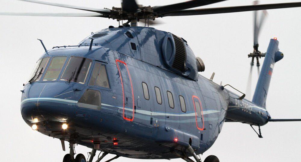 Helicóptero ruso Mi-38