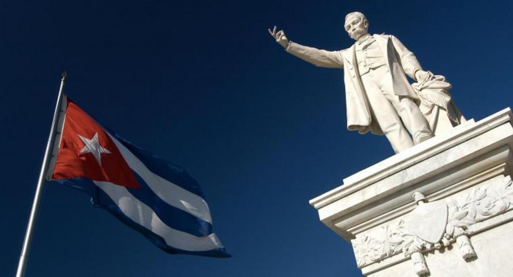 Monumento a José Martí en Cuba (archivo)
