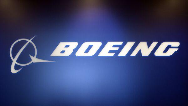 Logo de Boeing - Sputnik Mundo
