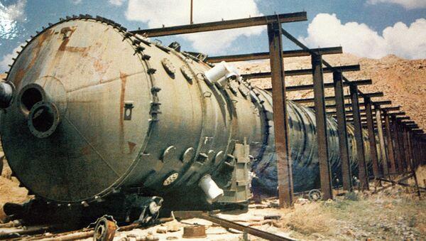 Polígono nuclear de Semipalátinsk en Rusia - Sputnik Mundo