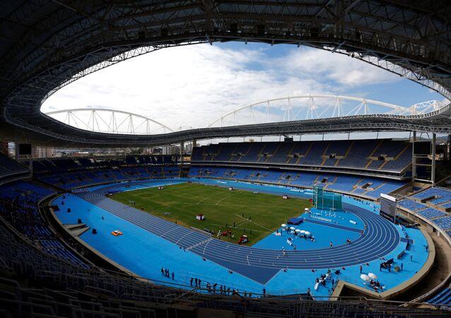 Estadio Olímpico en Río