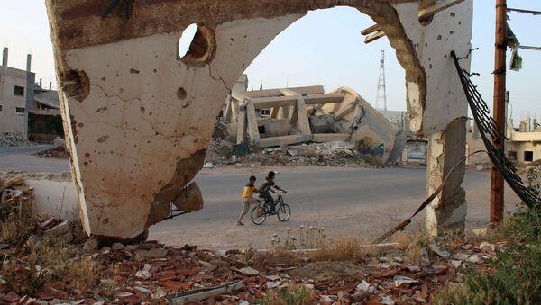 Suman 120 las localidades que se unieron a la tregua en Siria - Sputnik Mundo