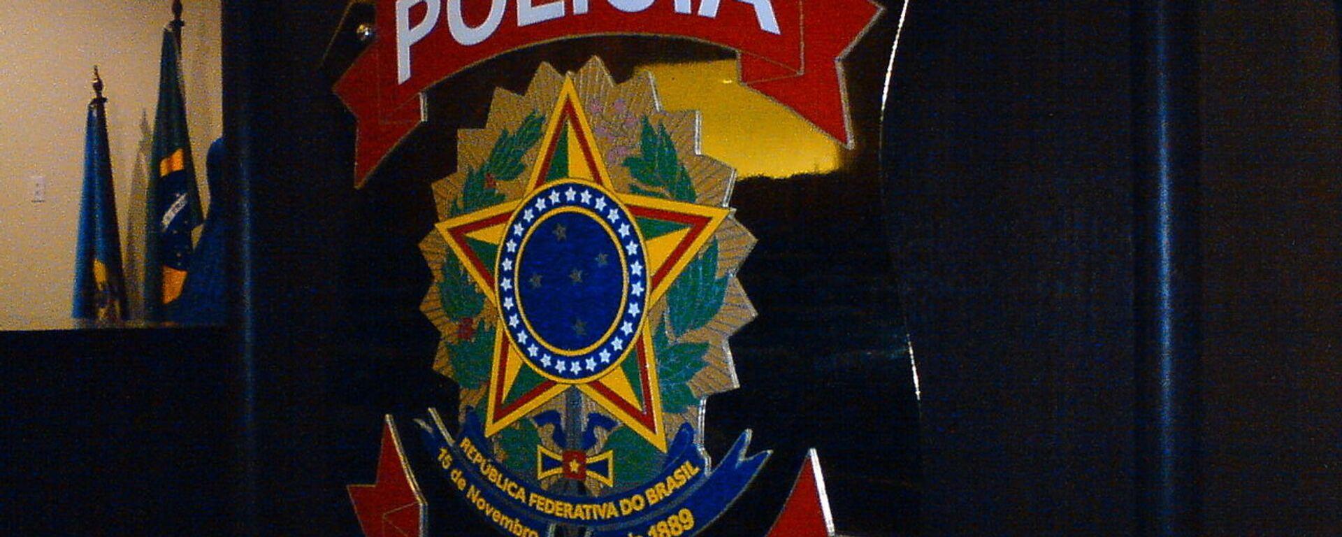Policía Federal de Brasil - Sputnik Mundo, 1920, 06.04.2021