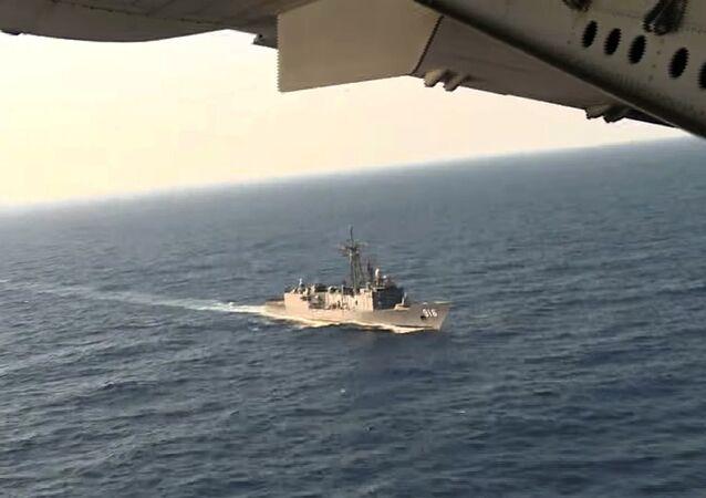 Búsqueda del avión de EgyptAir desaparecido