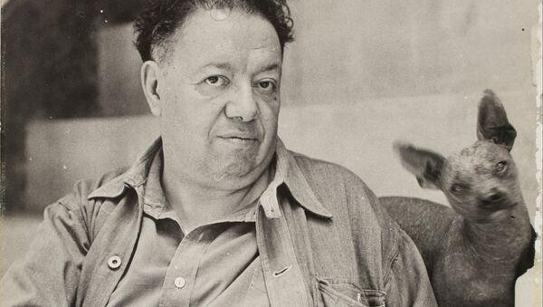 Diego Rivera - Sputnik Mundo