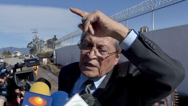 Juan Pablo Badillo, defensor de Joaquín el 'Chapo' Guzmán - Sputnik Mundo