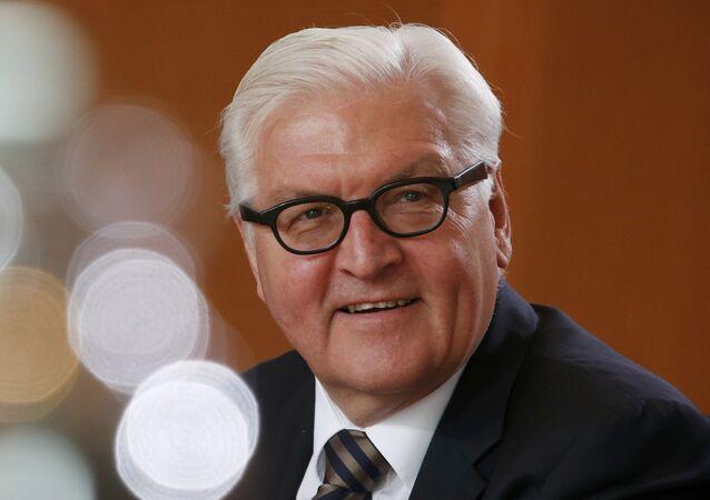 Frank-Walter Steinmeier, presidente de Alemania