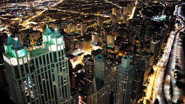 La ciudad de Chicago, EEUU - Sputnik Mundo