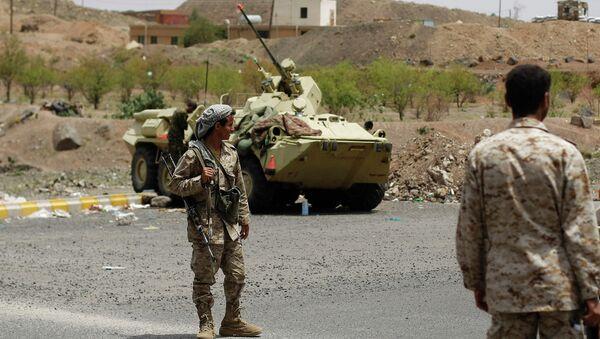 Soldados yemeníes - Sputnik Mundo