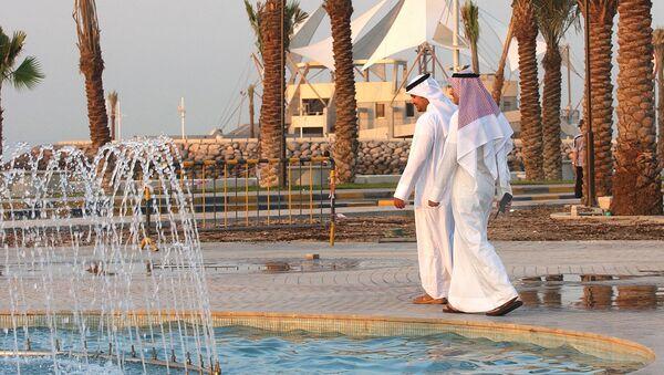 Hombres kuwaitíes - Sputnik Mundo