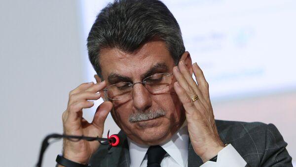Romero Jucá, ministro brasileño de Planificación - Sputnik Mundo