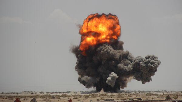La situación en Yemen (archivo) - Sputnik Mundo