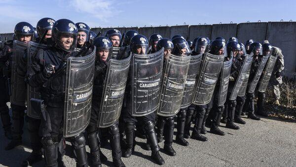 La KFOR, las fuerzas militares de la OTAN en Kosovo - Sputnik Mundo
