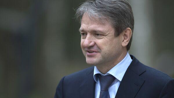 Aleksandr Tkachov, el ministro de Agricultura de Rusia - Sputnik Mundo