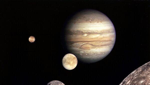 Júpiter - Sputnik Mundo