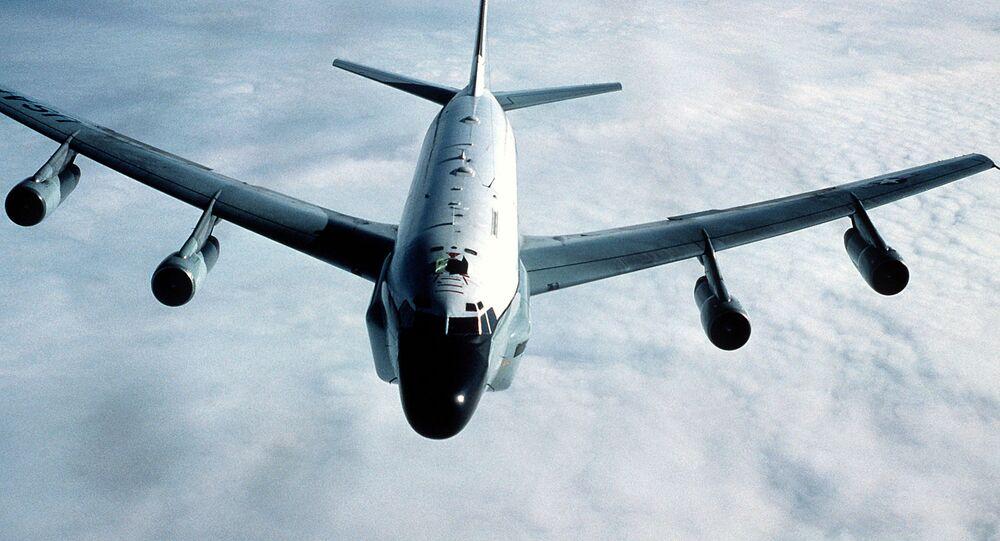 Aeronave de EEUU (imagen referencial)