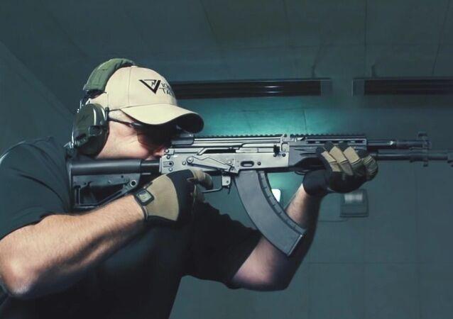 AK 400 Series Kalashnikov Pre Production Prototype
