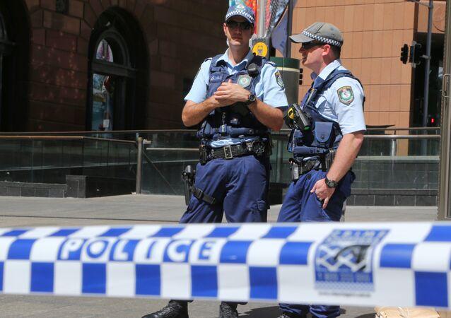 Policía australiana (archivo)