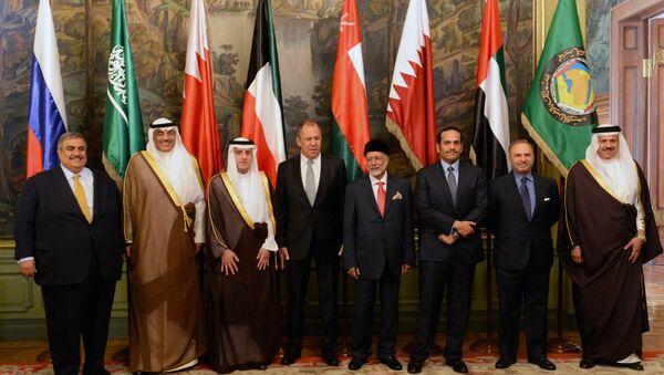 La cuarta ronda de diálogo Rusia-Consejo de Cooperación para los Estados Árabes del Golfo (CCEAG) - Sputnik Mundo