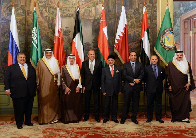 La cuarta ronda de diálogo Rusia-Consejo de Cooperación para los Estados Árabes del Golfo (CCEAG)