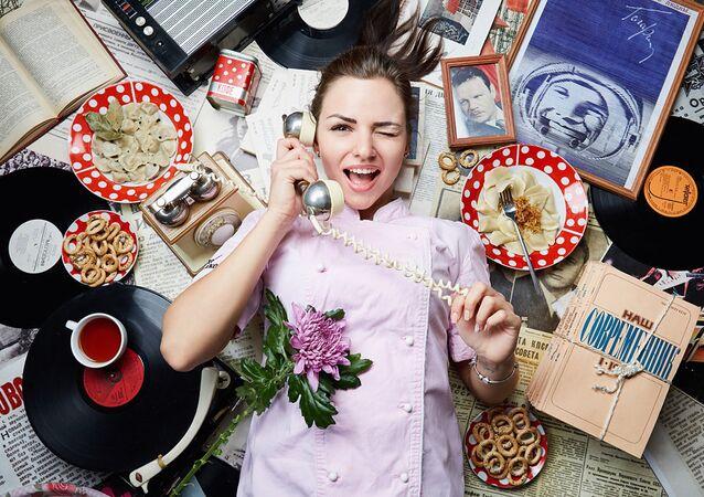 Alena Solodovichenko, brand chef de Varénichnaya №1