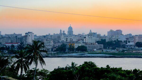 Atardecer en La Habana - Sputnik Mundo