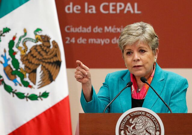 Alicia Bárcena, secretaria ejecutiva de la CEPAL (archivo)