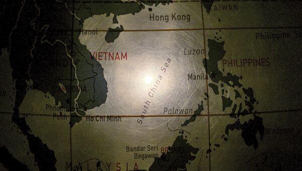El mar de la China Meridional - Sputnik Mundo