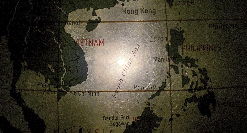 El mar de China Meridional