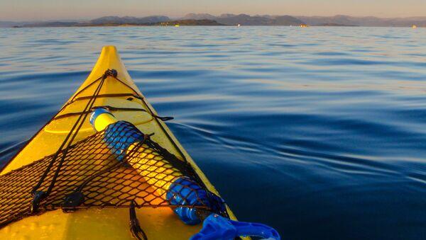 Un kayak - Sputnik Mundo