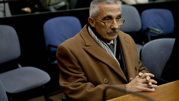 Miguel Angel Furci, ex espía de inteligencia argentina - Sputnik Mundo