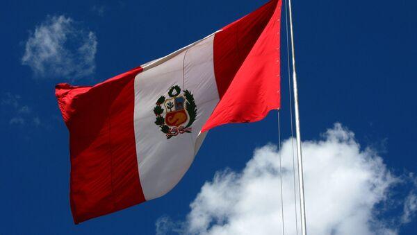 Bandera del Perú - Sputnik Mundo