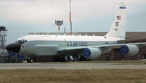 Aeronave de reconocimiento estadounidense RC-135 - Sputnik Mundo
