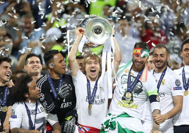 El triunfo del Real Madrid en la Liga de Campeones