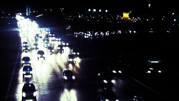 130807 - Luzes da cidade - Sputnik Mundo