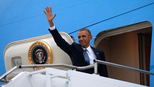 Barack Obama, el presidente de EEUU - Sputnik Mundo