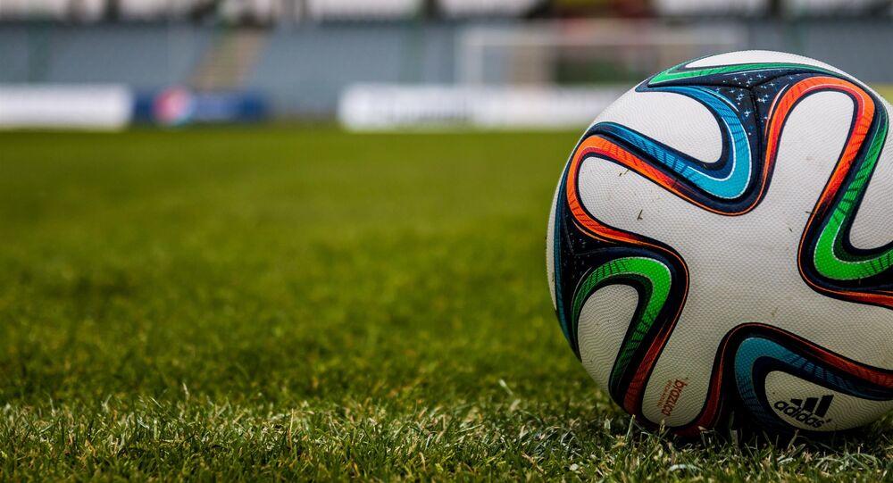 Un balón de fútbol (imagen referencial)