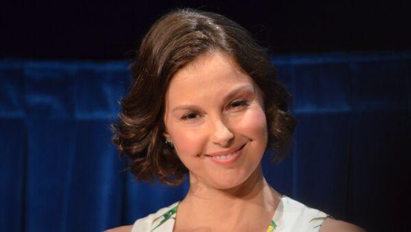 Ashley Judd, actriz y embajadora de Buena Voluntad del Fondo de Población de la ONU - Sputnik Mundo
