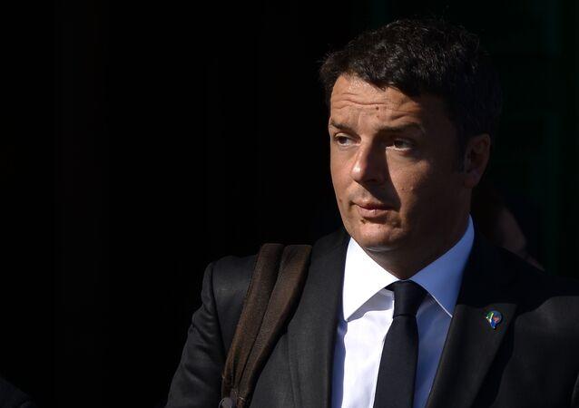 Matteo Renzi (archivo)
