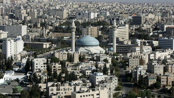 Amán, capital de Jordania - Sputnik Mundo