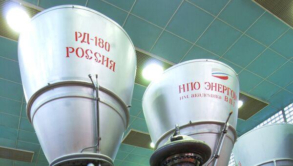 Propulsores rusos RD-180 - Sputnik Mundo