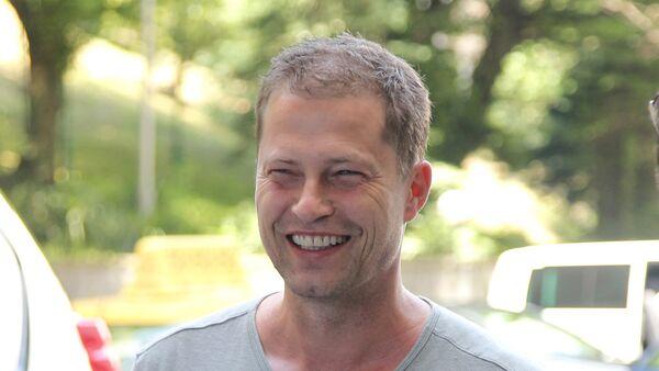 El actor Til Schweiger - Sputnik Mundo