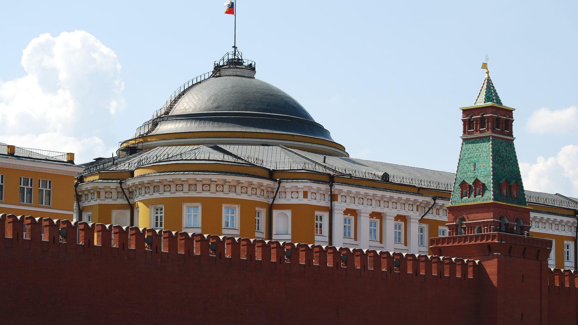 Kremlin de Moscú - Sputnik Mundo, 1920, 13.04.2021
