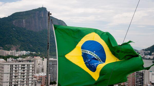 Bandera de Brasil  - Sputnik Mundo