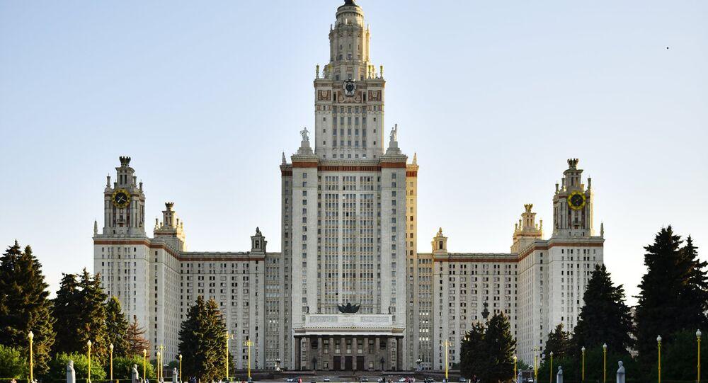 Universidad Lomonósov de Moscú