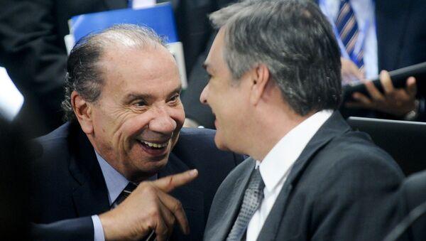 Aloysio Nunes, senador del Partido de la Social Democracia de Brasil - Sputnik Mundo