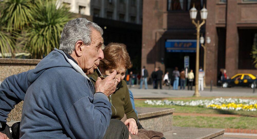 Los jubilados en Buenos Aires (imagen referencial)