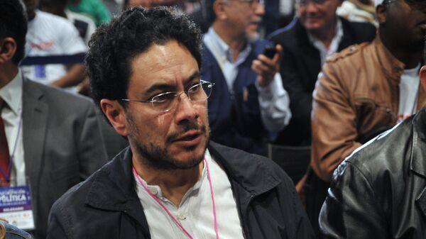 Iván Cepeda, senador colombiano del Polo Democrático - Sputnik Mundo