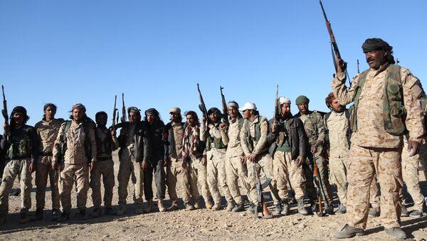 Combatientes de las Fuerzas Democráticas de Siria (archivo) - Sputnik Mundo