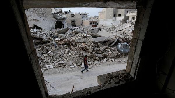 Las localidades que se unieron a la tregua en Siria ascienden a 877 - Sputnik Mundo